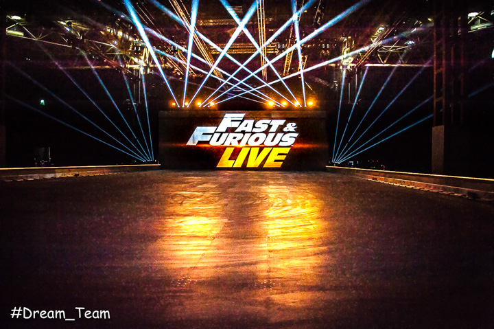 Fast and Furious Live - 1
