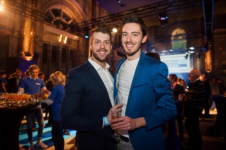 Persvoorstelling Mr. Gay Belgium 2018 - 1