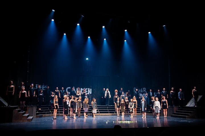 Première Opera Carmen - 1