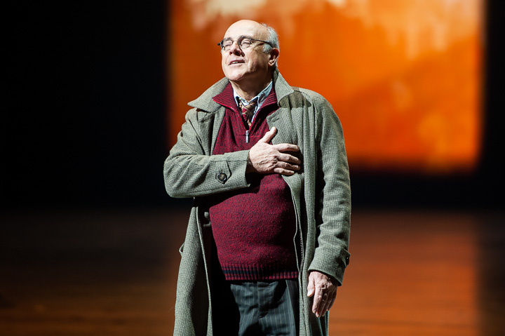 Première James Cooke in Musical 40-45 - 17