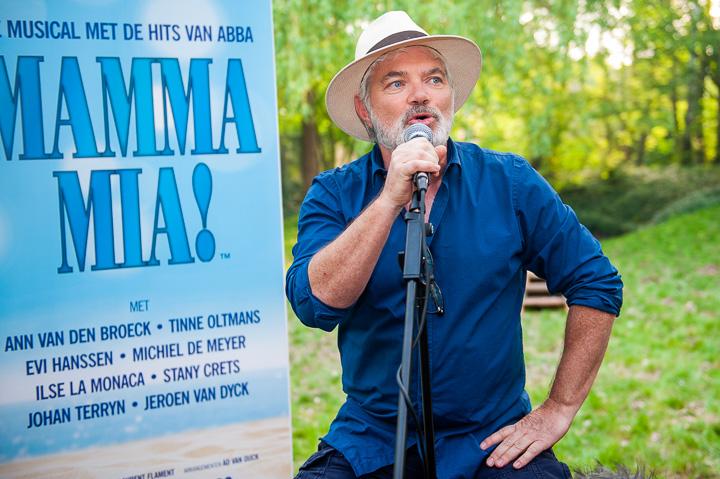 Castvoorstelling Mamma Mia - 1