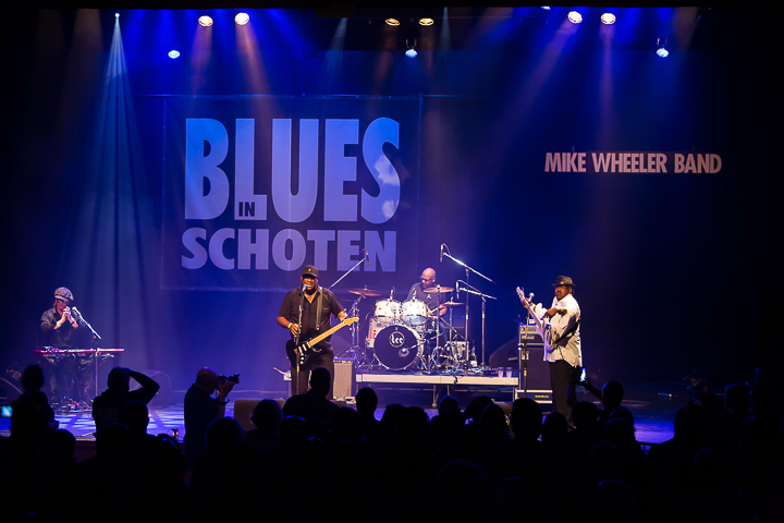 Mike Wheeler Band - 1