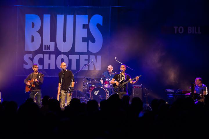 To Bill@ Blues In Schoten - 1