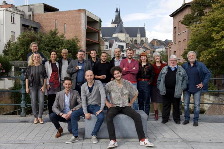 Theater M Mechelen, Seizoensvoorstelling 2017-2018. - 1