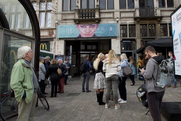 44e editie Film Fest Gent Persvoorstelling. - 1