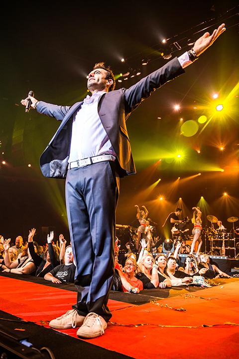 De Romeo's - Het Feestival - Live In De Ethias Arena Hasselt