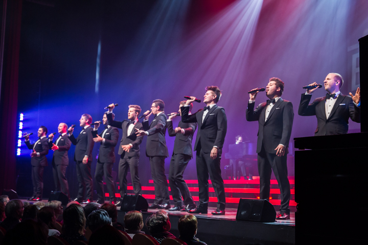 The Ten Tenors on Broadway - 1
