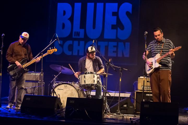 The Rhythm Chiefs - 1