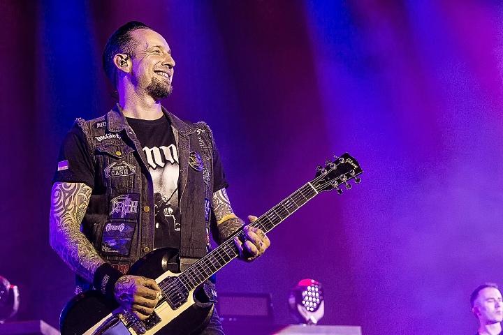 Photobook Volbeat At Rock Am Ring 2016 Frontview Magazine