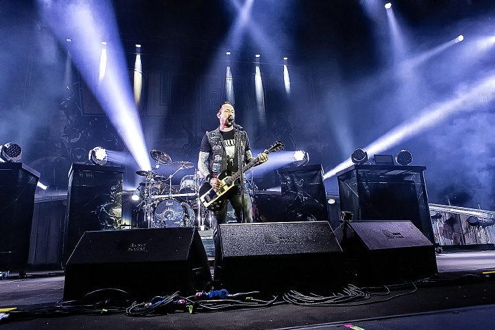 Volbeat - Rock am Ring (2016) WEBRip 720p