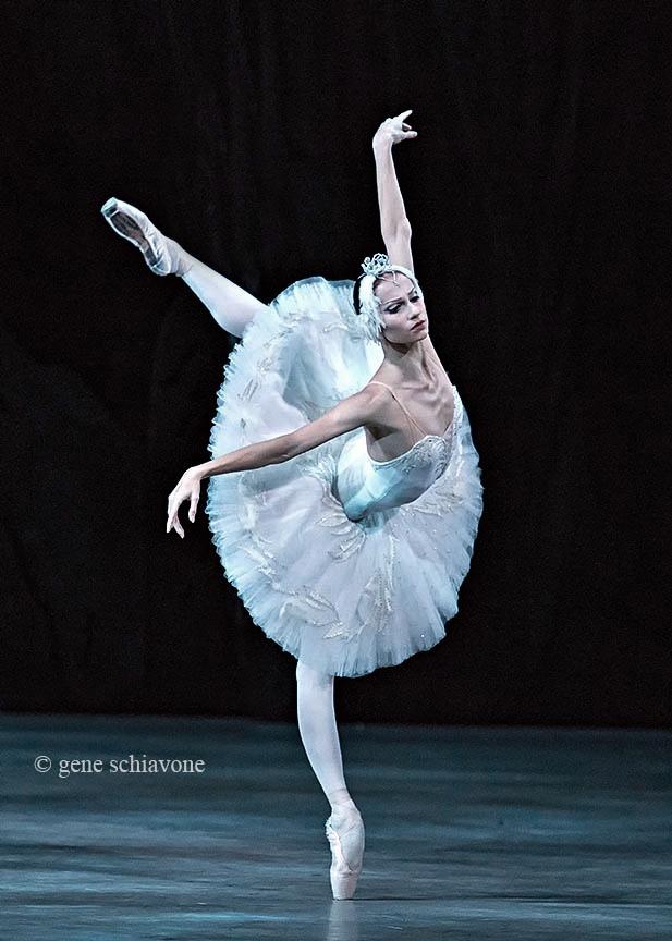 verhaal zwanenmeer ballet