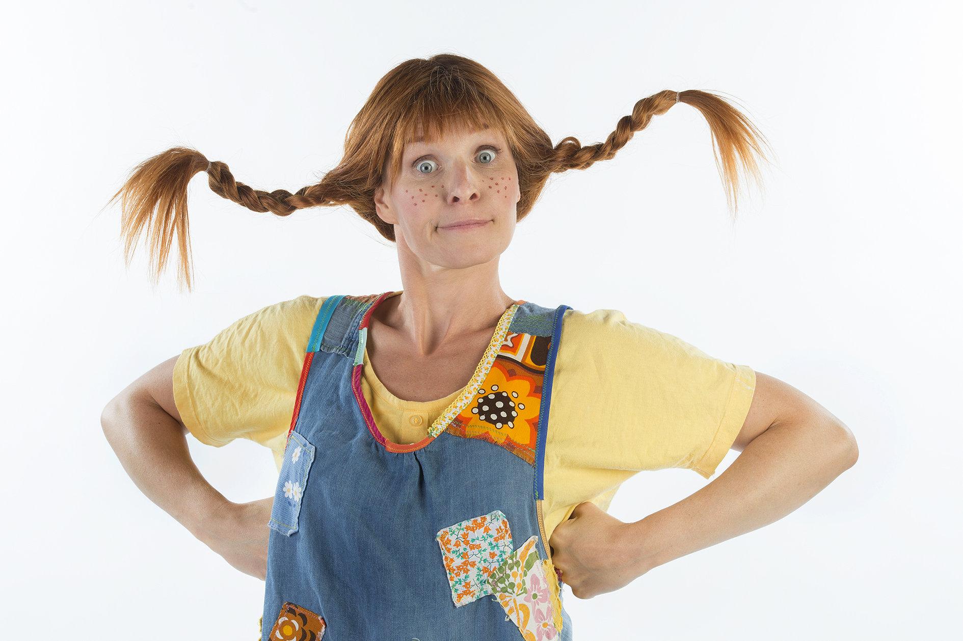 Het eerste beeld van free souffriau als pippi langkous frontview magazine - Beeld het meisje van ...