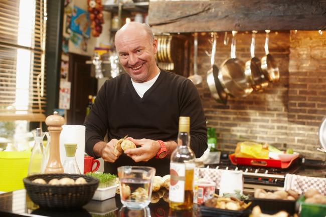 De keuken van sofie met piet huysentruyt frontview magazine for De keuken van sofie pizza
