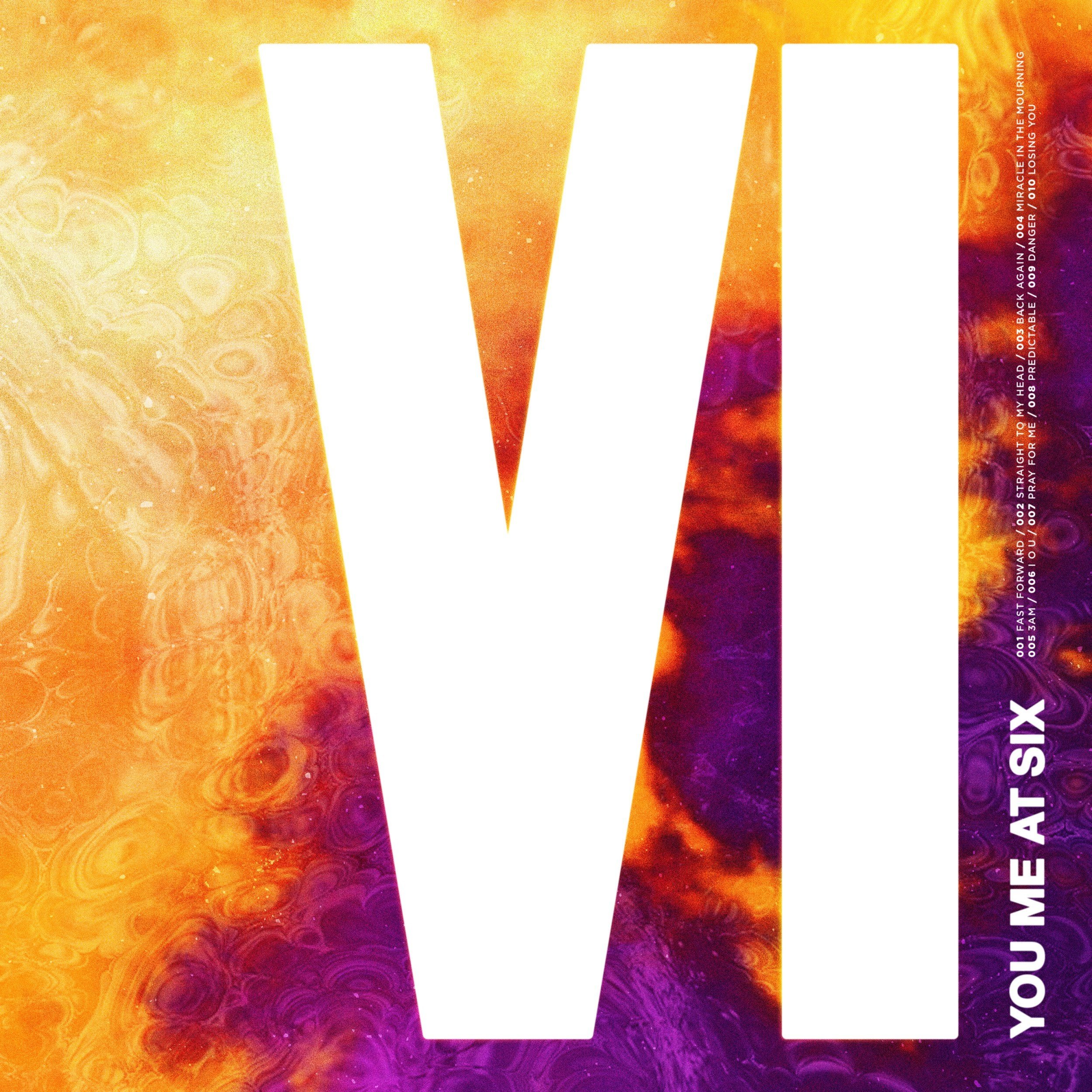 Image result wey dey for You Me At Six - VI album