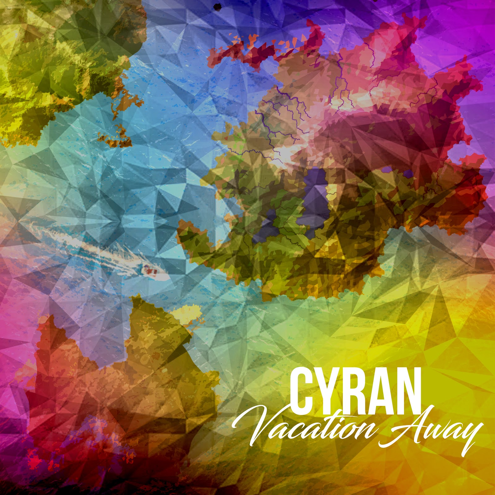 "Cyran Shares His ""Vacation Away"" EP On Circus Records ile ilgili görsel sonucu"