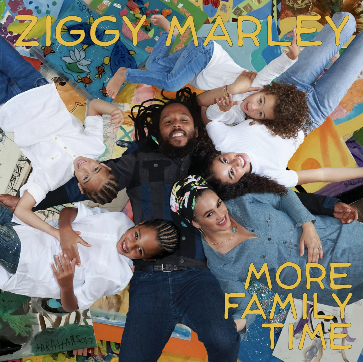 Ziggy Marley announces his new family album 'More Family Time ...