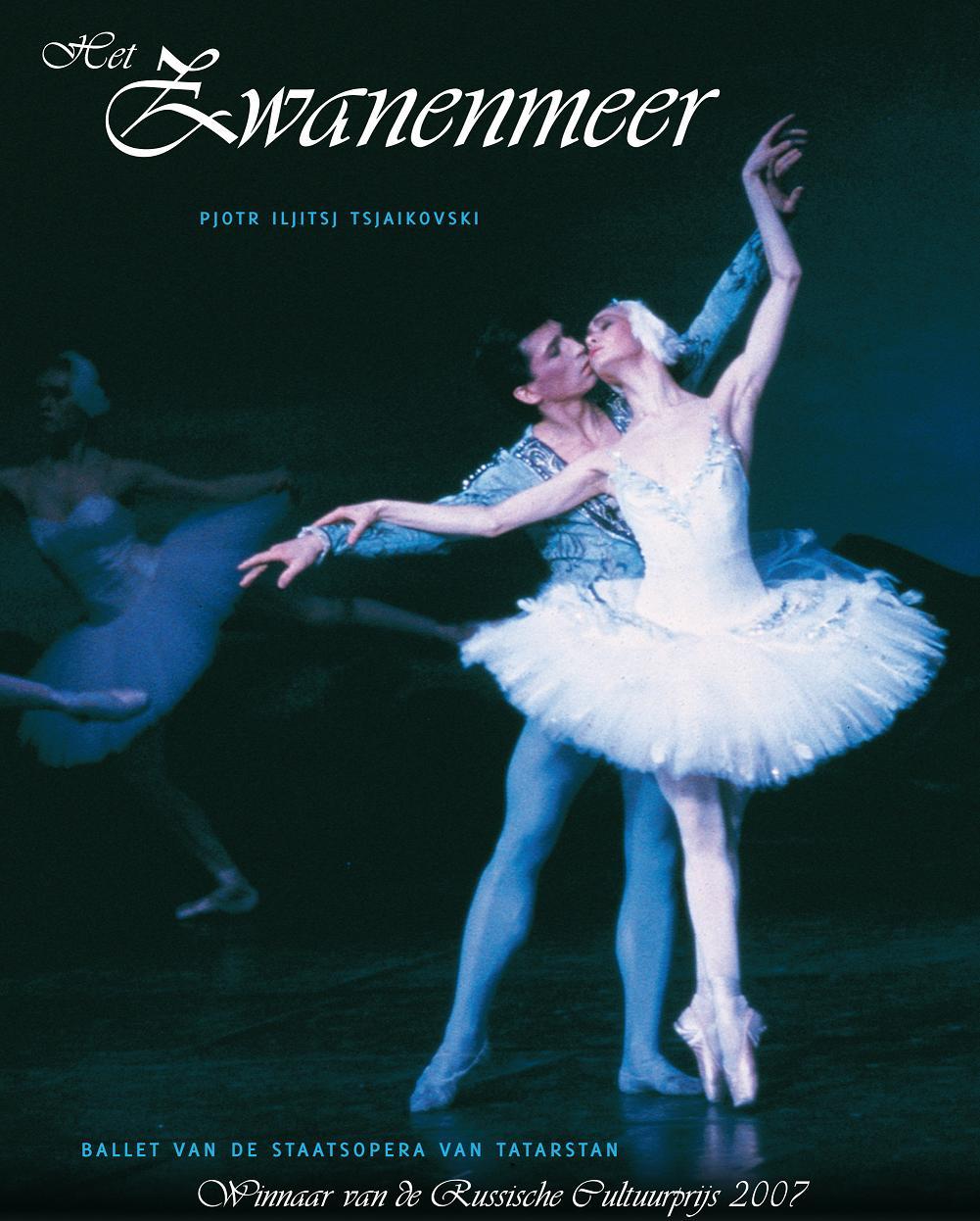 Het Ballet Van De Staatsopera Van Tatarstan Te Zien In De