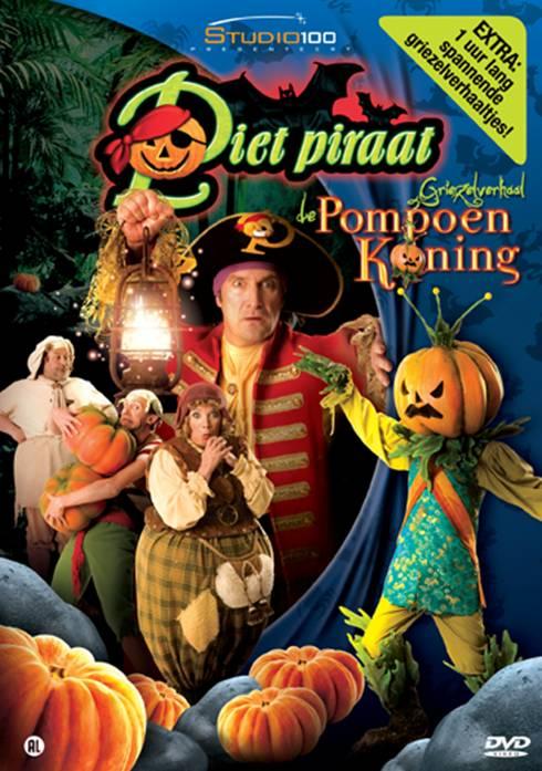 Lekker Griezelen Met Piet Piraat En De Pompoenkoning