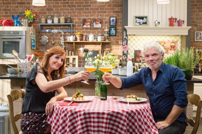 Stany crets deze week te gast in de keuken van sofie for De keuken van sofie pizza