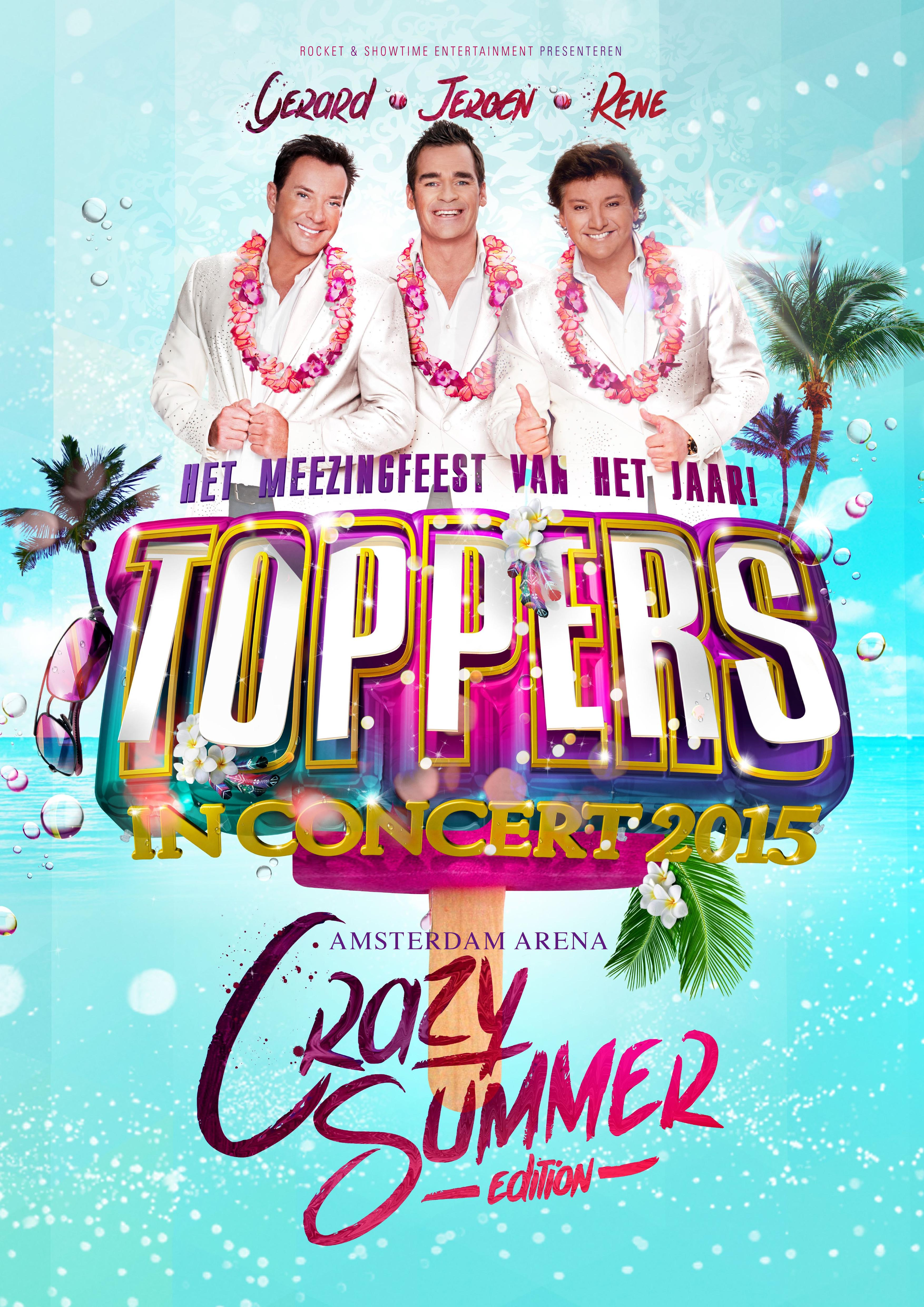 toppers 2015 dresscode