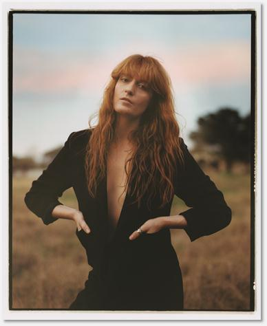Florence The Machine Releases New Album How Big How Blue How Beautiful Frontview Magazine