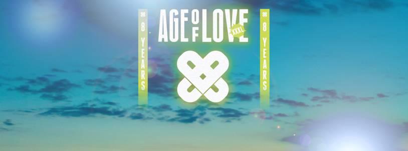 Age Of Love Viert 8ste Verjaardag In 3 Zalen Van Artcube Met Heel