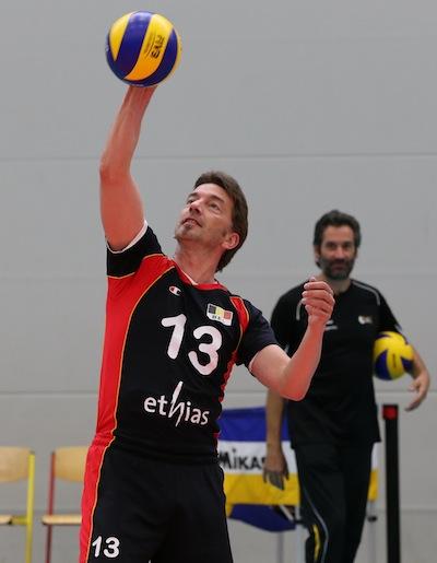 Citaten Bekende Sporters : Kris wauters organiseert uitzonderlijke volleybalwedstrijd