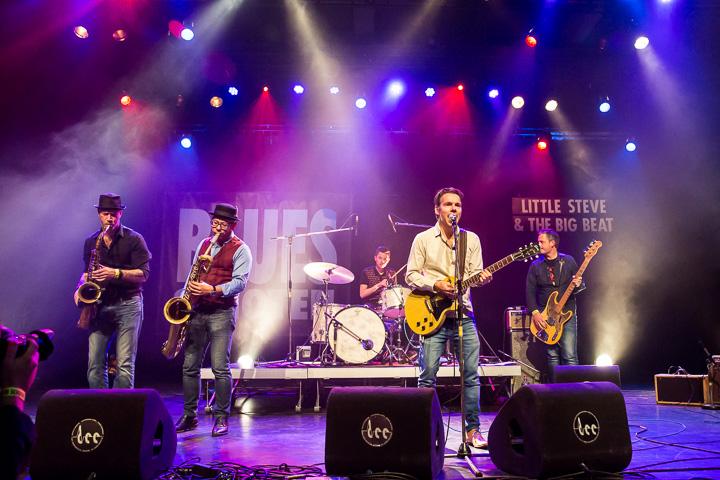 LITTLE STEVE & THE BIG BEAT (NL) - 1
