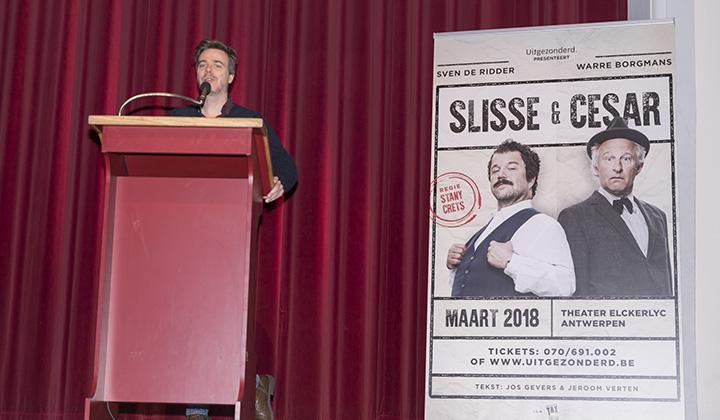 castvoorstelling Slisse en Cesar - 1