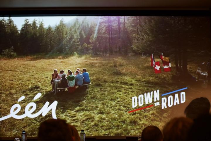 Down the road: een avontuurlijke roodtrip met Dieter Coppens - 1