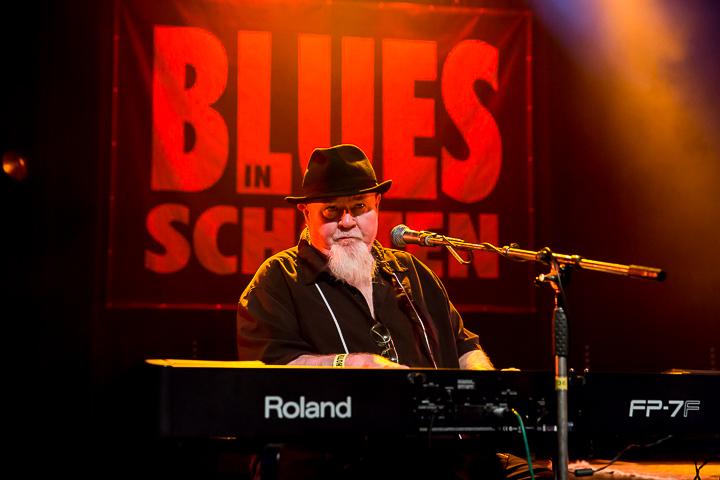 Gene Taylor & Band - 1
