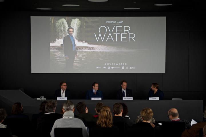 """""""Over Water"""" Nieuwe serie op één. - 1"""