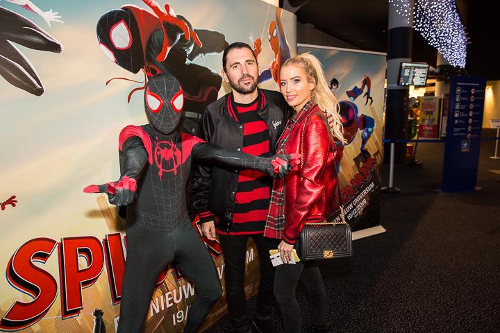 Premiére Spider-man - 1