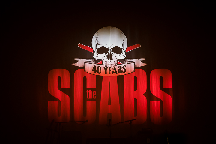 The Scabs - 40 Years - 1