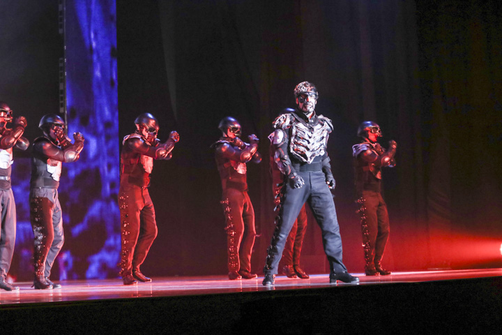 Flatley- Lord of the dance-Dangerous Games - 37