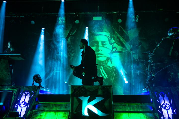 Kamelot - Shadow Empire Tour - 13
