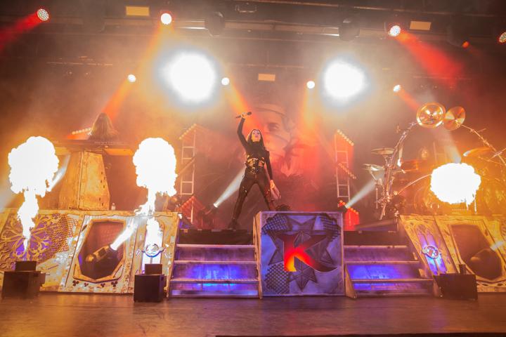 Kamelot - Shadow Empire Tour - 11