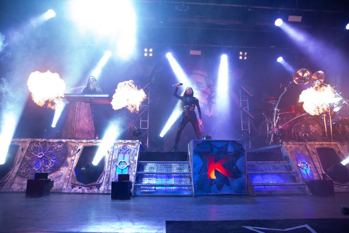 Kamelot - Shadow Empire Tour - 9