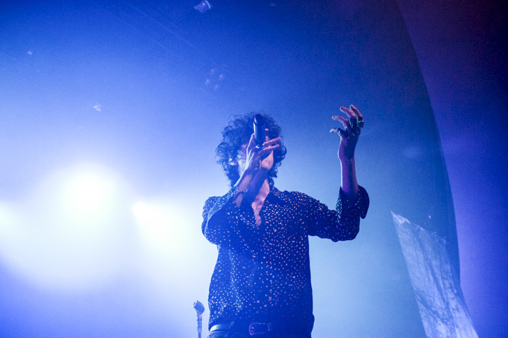 LP - Heart to Mouth Tour - 1