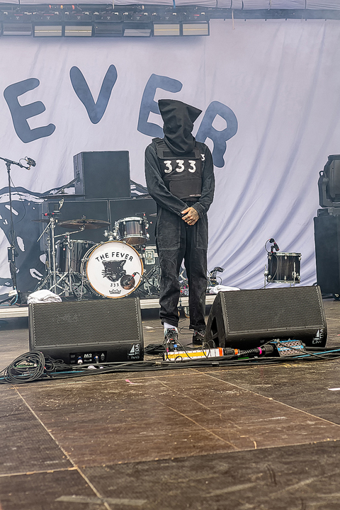 The Fever 333 - 1