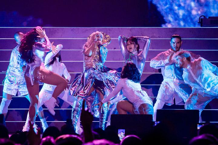 Christina Aguilera The X Tour - 2