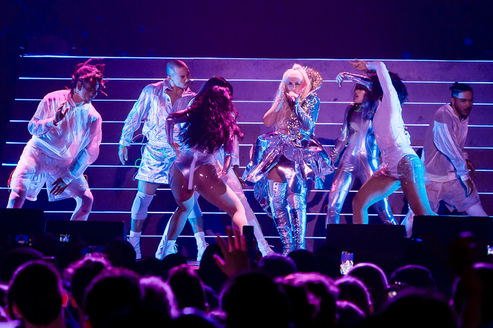 Christina Aguilera The X Tour - 3