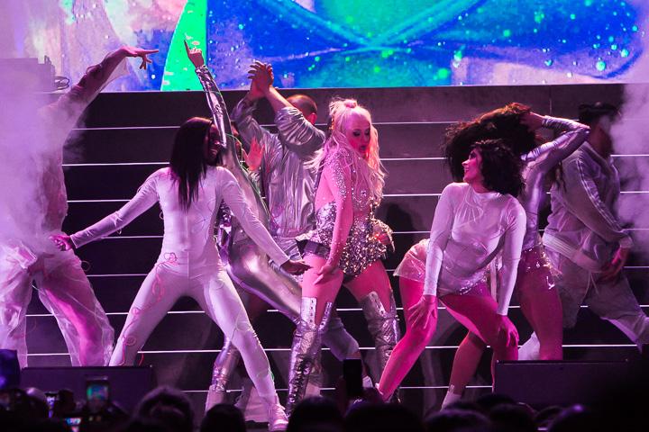 Christina Aguilera The X Tour - 9