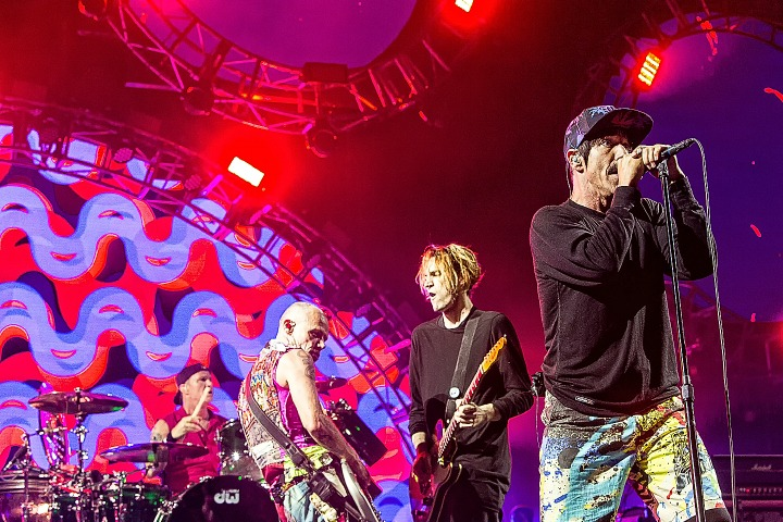 fotoalbum red hot chili peppers rock am ring 2016 frontview magazine. Black Bedroom Furniture Sets. Home Design Ideas