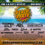 Beach Party Bocholt 2017