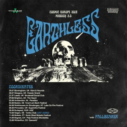 Earthless - Cosmic Europe 2018