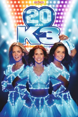 Grote Kleurplaten K3.Jubileumshow Hoogtepunt Van 20 Jaar K3 Frontview Magazine