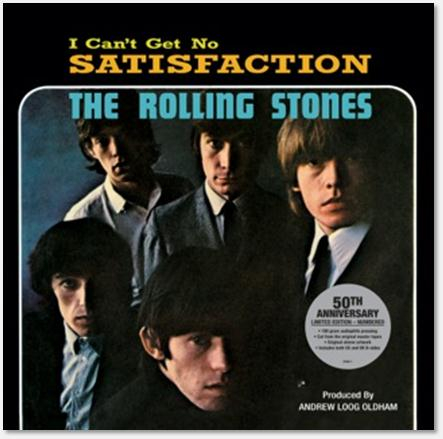 Rolling Stones I Can T Get No Satisfaction Quot Turns 50