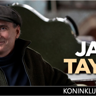 James Taylor op 19 september in het Koninklijk Circus in Brussel