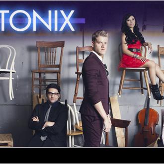 Pentatonix komt op 27 april naar Trix